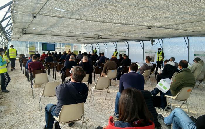 1st Demo-Farm Day